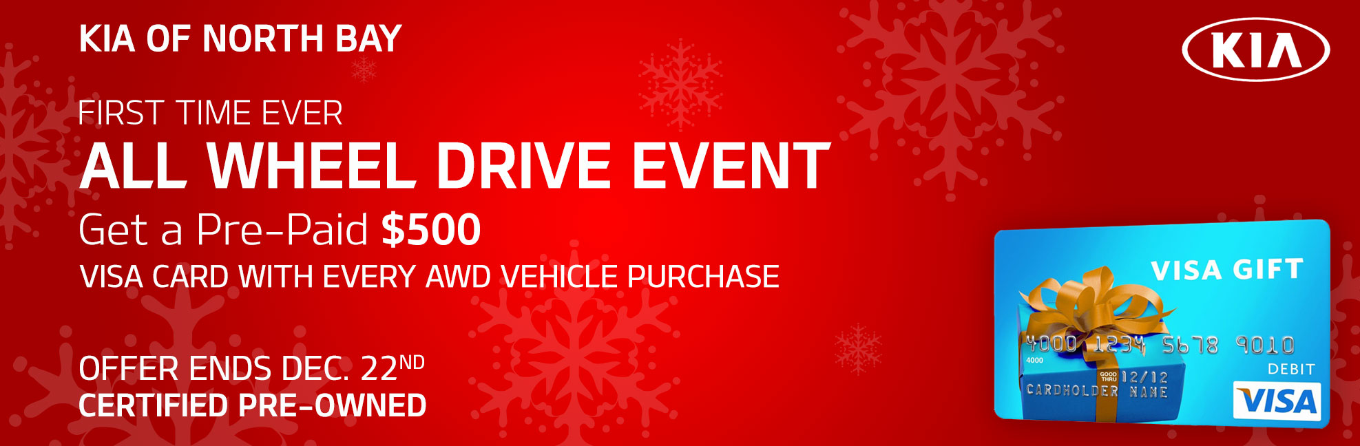 All Wheel Drive Event